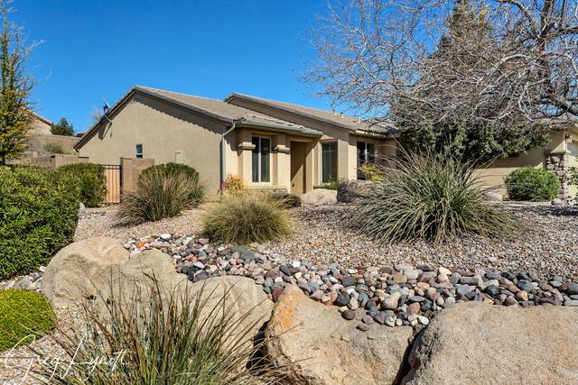 2501 E Wilderness Gate Dr, Washington, UT 84780 (MLS #20-212442) :: The Real Estate Collective