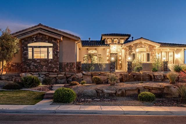 871 W Essex St, Washington, UT 84780 (MLS #20-212604) :: The Real Estate Collective