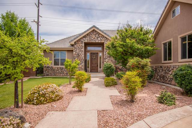 2122 E 2620 S, St George, UT 84790 (MLS #20-213137) :: Remax First Realty