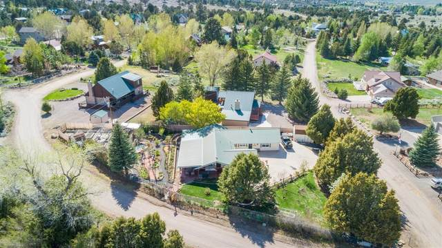 952 E Spring Creek Ln, Pine Valley, UT 84781 (MLS #20-213211) :: Team SURGE @ KW St. George