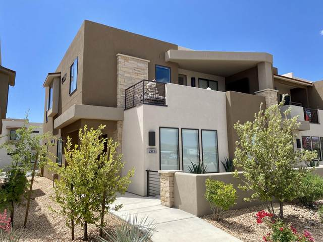 2311 N Canyon Greens Dr Unit #31, Washington, UT 84780 (MLS #20-213588) :: The Real Estate Collective