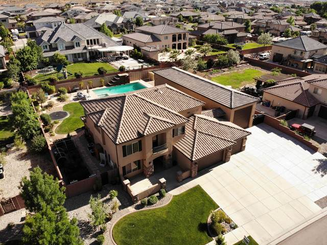 2734 E 3630 S, St George, UT 84790 (MLS #20-213690) :: The Real Estate Collective