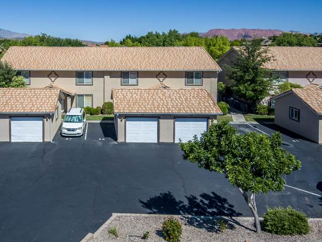 1301 W Indian Hills #59, St George, UT 84770 (MLS #20-213785) :: Diamond Group