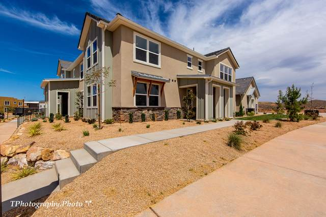 5527 S Garnet Dr #103, St George, UT 84790 (MLS #20-214294) :: The Real Estate Collective