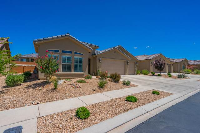 4175 S Tawny Owl Dr, St George, UT 84790 (MLS #20-214722) :: Diamond Group