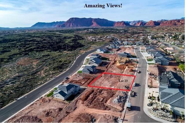 1633 Desert Heights Dr #23, Santa Clara, UT 84765 (MLS #20-214876) :: Staheli Real Estate Group LLC