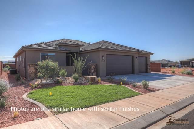 463 W Saguaro Way Lot 35, Ivins, UT 84738 (MLS #20-214995) :: Selldixie