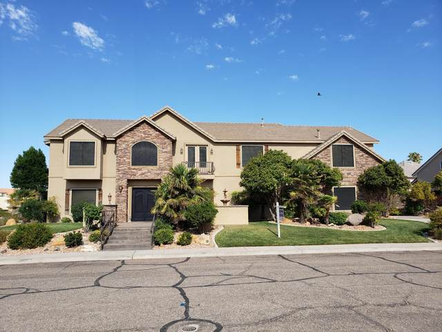 1016 S Joe Cir, St George, UT 84790 (MLS #20-215392) :: Diamond Group