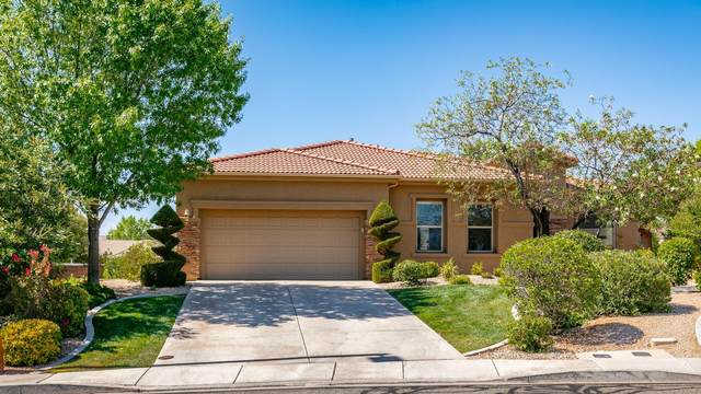 2653 W Rio Lobo, St George, UT 84770 (MLS #20-215452) :: The Real Estate Collective