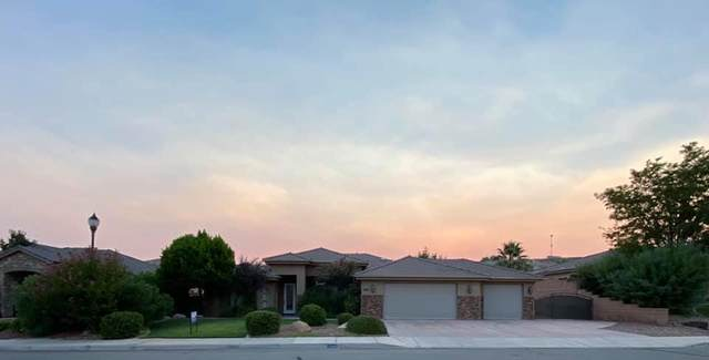 1940 S 2780 E, St George, UT 84790 (MLS #20-215595) :: Diamond Group