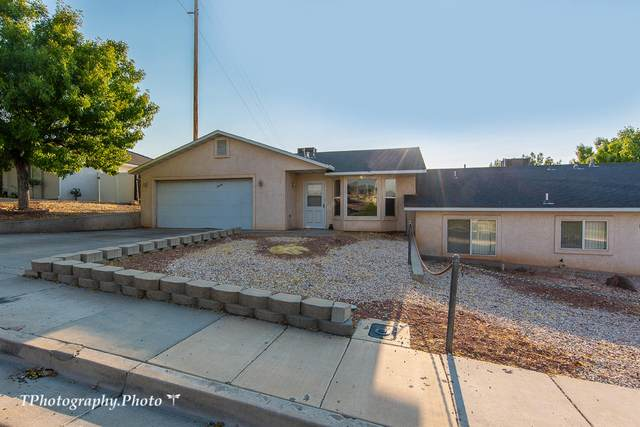 1119 N 1300 W #1,#2, St George, UT 84770 (MLS #20-215651) :: Diamond Group