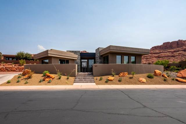 3052 N Snow Canyon #141, St George, UT 84770 (MLS #20-216322) :: Red Stone Realty Team
