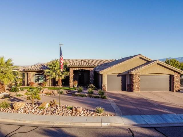 170 W Dolce, St George, UT 84770 (MLS #20-216601) :: The Real Estate Collective