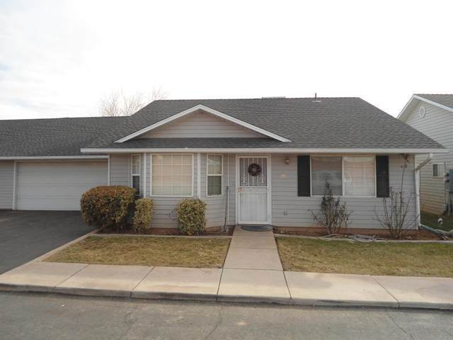1015 1015 S River Rd #28, St George, UT 84790 (MLS #20-216635) :: Kirkland Real Estate | Red Rock Real Estate