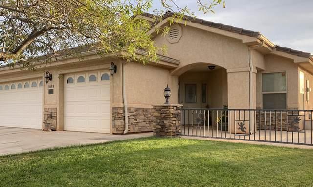1009 N Ruby Place, Washington, UT 84780 (MLS #20-216833) :: Kirkland Real Estate | Red Rock Real Estate