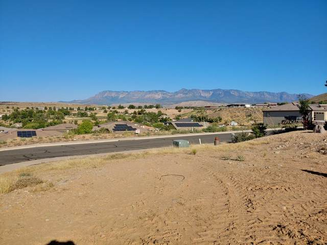 Trail Ridge Estates Lot 55, Toquerville, UT 84774 (MLS #20-216912) :: Team SURGE @ KW St. George
