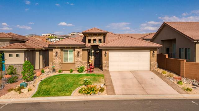 1160 N Arizona Dr, St George, UT 84770 (MLS #20-217014) :: Diamond Group