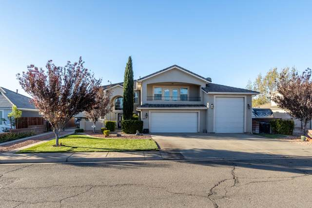 2607 W 550 N, Hurricane, UT 84737 (MLS #20-217026) :: John Hook Team
