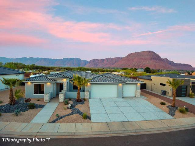 564 W Bickmore Cir, Ivins, UT 84738 (MLS #20-217056) :: The Real Estate Collective