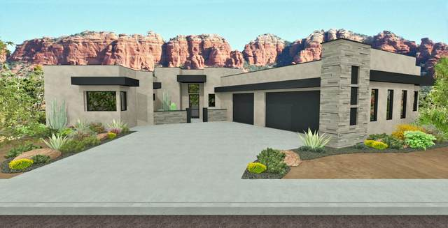 Johnson Arch Lot #5, St George, UT 84770 (MLS #20-217109) :: The Real Estate Collective