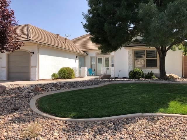2224 E 2610 S, St George, UT 84790 (MLS #20-217128) :: Red Stone Realty Team