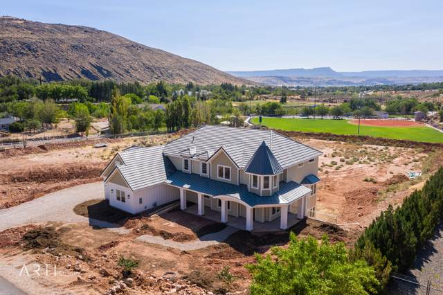 311 W Old Church Rd, Toquerville, UT 84774 (MLS #20-217325) :: Langston-Shaw Realty Group