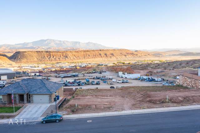 Lot 412 Scenic View Circle #412, Washington, UT 84780 (MLS #20-217427) :: Team SURGE @ KW St. George