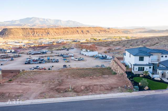 Lot 411 Scenic View Cir #411, Washington, UT 84780 (MLS #20-217440) :: Team SURGE @ KW St. George