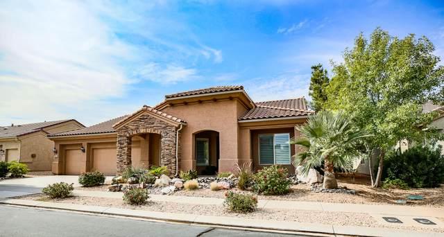 4812 S Tranquility Bay Dr, St George, UT 84790 (MLS #20-217497) :: Kirkland Real Estate | Red Rock Real Estate