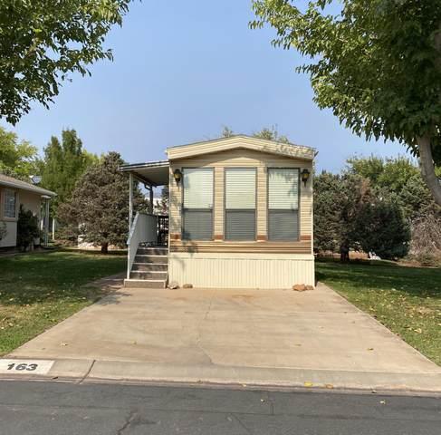 180 N 1100 E #163, Washington, UT 84780 (MLS #20-217621) :: Kirkland Real Estate | Red Rock Real Estate