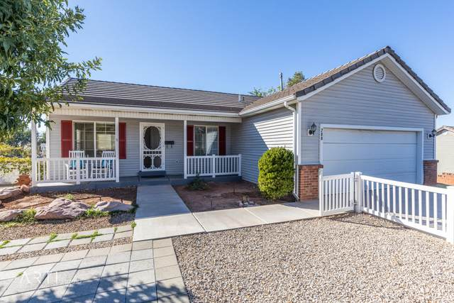 288 E 200 N, Washington, UT 84780 (MLS #20-217841) :: The Real Estate Collective