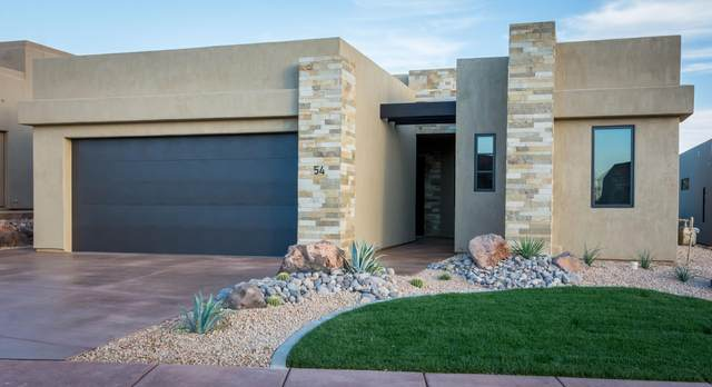 2090 N Tuweap Dr #54, St George, UT 84770 (MLS #20-217922) :: The Real Estate Collective