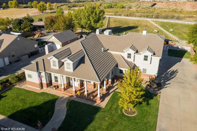 1322 Bella Rosa Dr, St George, UT 84790 (MLS #20-218106) :: The Real Estate Collective