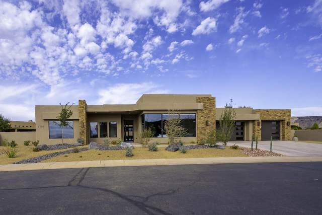2206 W Silver Cloud Dr, St George, UT 84770 (MLS #20-218319) :: The Real Estate Collective