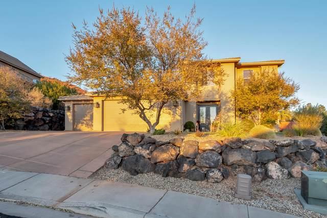 1588 N Artesia Dr, St George, UT 84770 (MLS #20-218612) :: Kirkland Real Estate | Red Rock Real Estate
