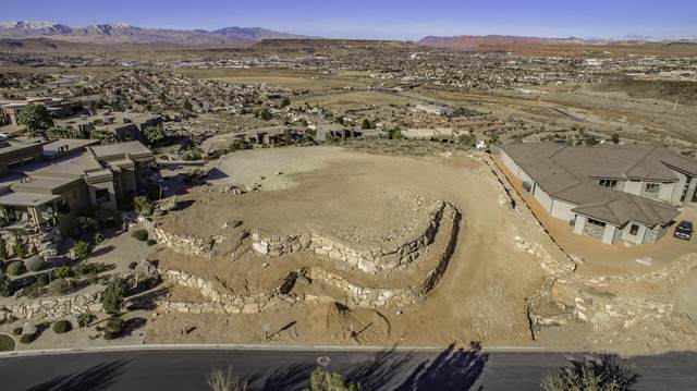 Lot 605 View Point Dr, St George, UT 84790 (MLS #20-218643) :: Hamilton Homes of Red Rock Real Estate & ERA Brokers Consolidated