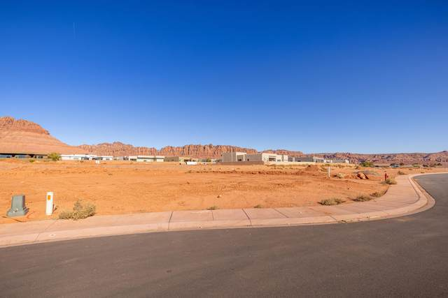 Lot 231 Palisades At Snow Canyon Parkway, Ivins, UT 84738 (MLS #20-218985) :: Team SURGE @ KW St. George