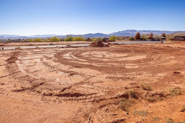 Lot 230 Palisades At Snow Canyon Parkway, Ivins, UT 84738 (MLS #20-218988) :: Team SURGE @ KW St. George