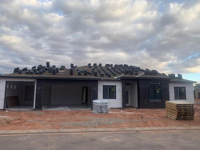 497 S Morning Retreat Dr, Ivins, UT 84738 (MLS #20-219003) :: The Real Estate Collective