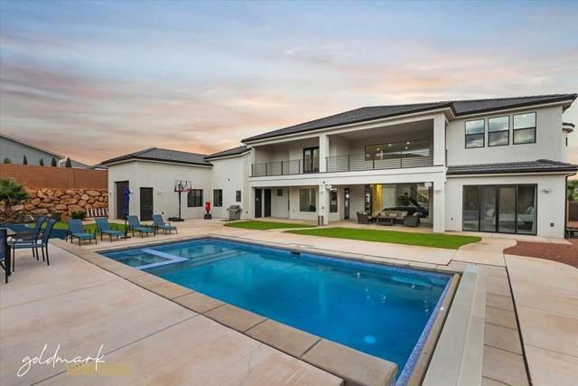 1195 E Royal Sunset Rd, Washington, UT 84780 (MLS #20-219297) :: The Real Estate Collective