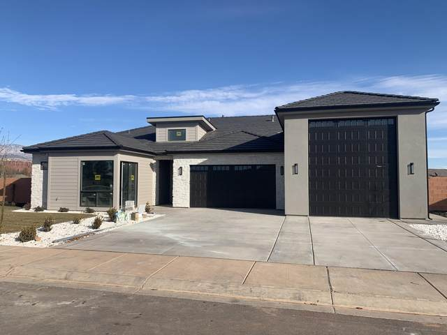 413 S Safe Haven Ln, Ivins, UT 84738 (MLS #21-219265) :: The Real Estate Collective