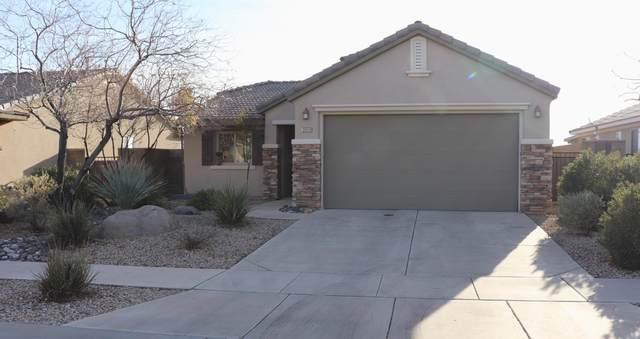 2590 E Desert Cliff Dr, Washington, UT 84780 (MLS #21-219295) :: The Real Estate Collective
