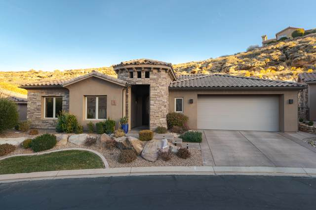 1140 Fort Pierce Dr #15, St George, UT 84790 (MLS #21-219455) :: The Real Estate Collective