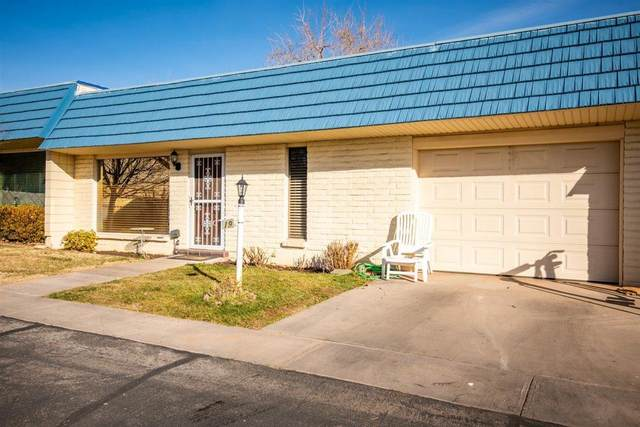 351 S 400 E #19, St George, UT 84770 (MLS #21-219481) :: The Real Estate Collective