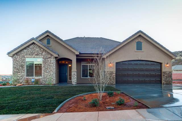 2878 E Crimson Creek Dr, Washington, UT 84780 (MLS #21-219543) :: Team SURGE @ KW St. George