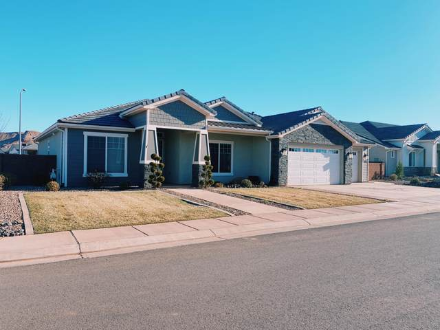 4785 S Homestead Way, Washington, UT 84780 (MLS #21-220470) :: Staheli Real Estate Group LLC