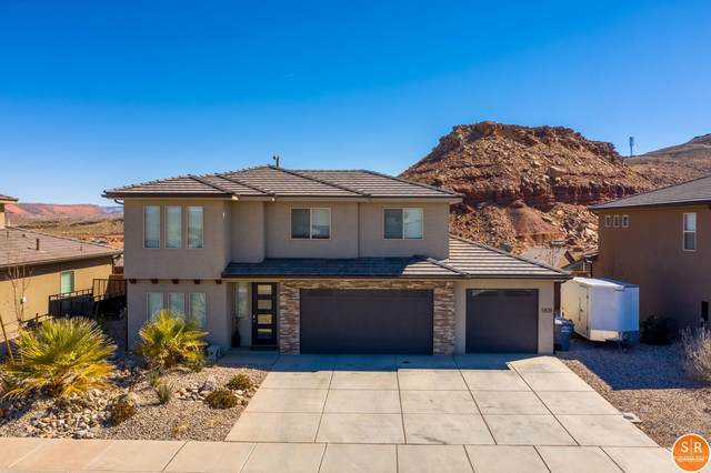 5939 S Kastra Ln, St George, UT 84790 (MLS #21-220503) :: The Real Estate Collective