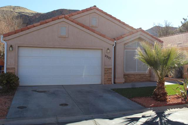 2377 S 780 W, Hurricane, UT 84737 (MLS #21-220585) :: Hamilton Homes of Red Rock Real Estate & ERA Brokers Consolidated