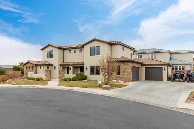 2864 E 1290 S, St George, UT 84790 (MLS #21-220618) :: Sycamore Lane Realty Co.