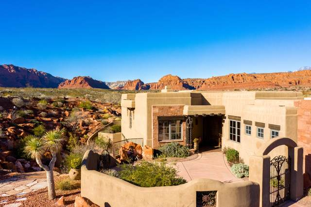 2549 W Sinagua Trail #47, St George, UT 84770 (MLS #21-220766) :: Hamilton Homes of Red Rock Real Estate & ERA Brokers Consolidated